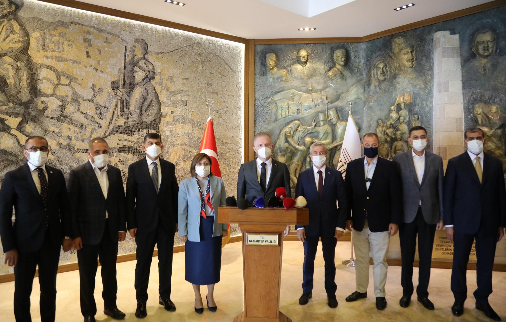 Gaziantep Büyükşehir, Gastroantep Festivali İçin Ayırdığı Bütçeyi Afet Bölgelerine Bağışladı