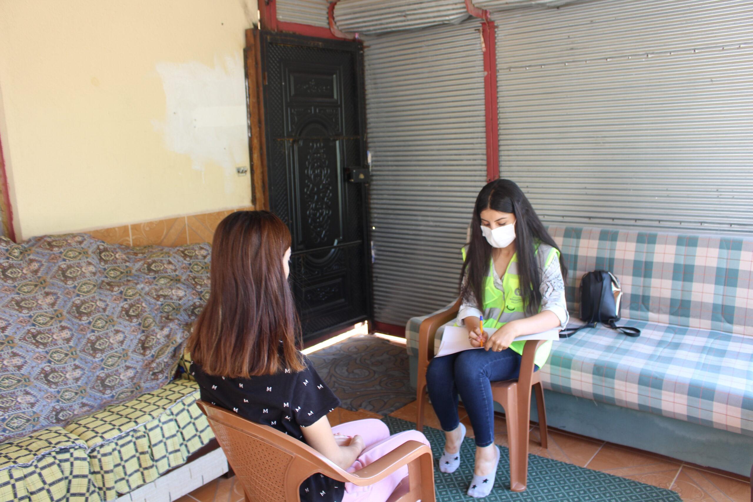 Antalya Büyükşehir'den, Yangından Etkilenenlere Psikolojik Destek