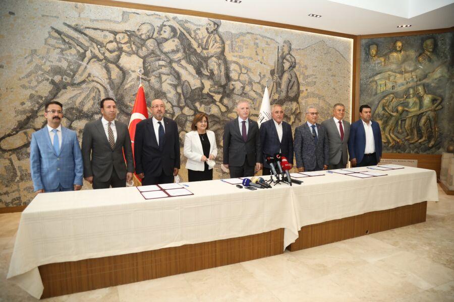 Gaziantep Büyükşehir, OSB Çalışanlarına Sağlık Hizmeti Verecek