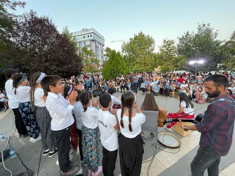 Tunceli'de Güz Etkinlikleri Başladı